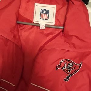 NFL SI Tampa Bay Bucs Windbreaker